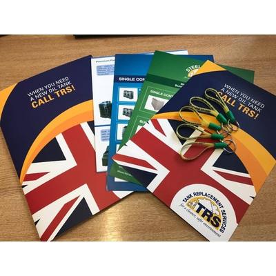 Main show brochures