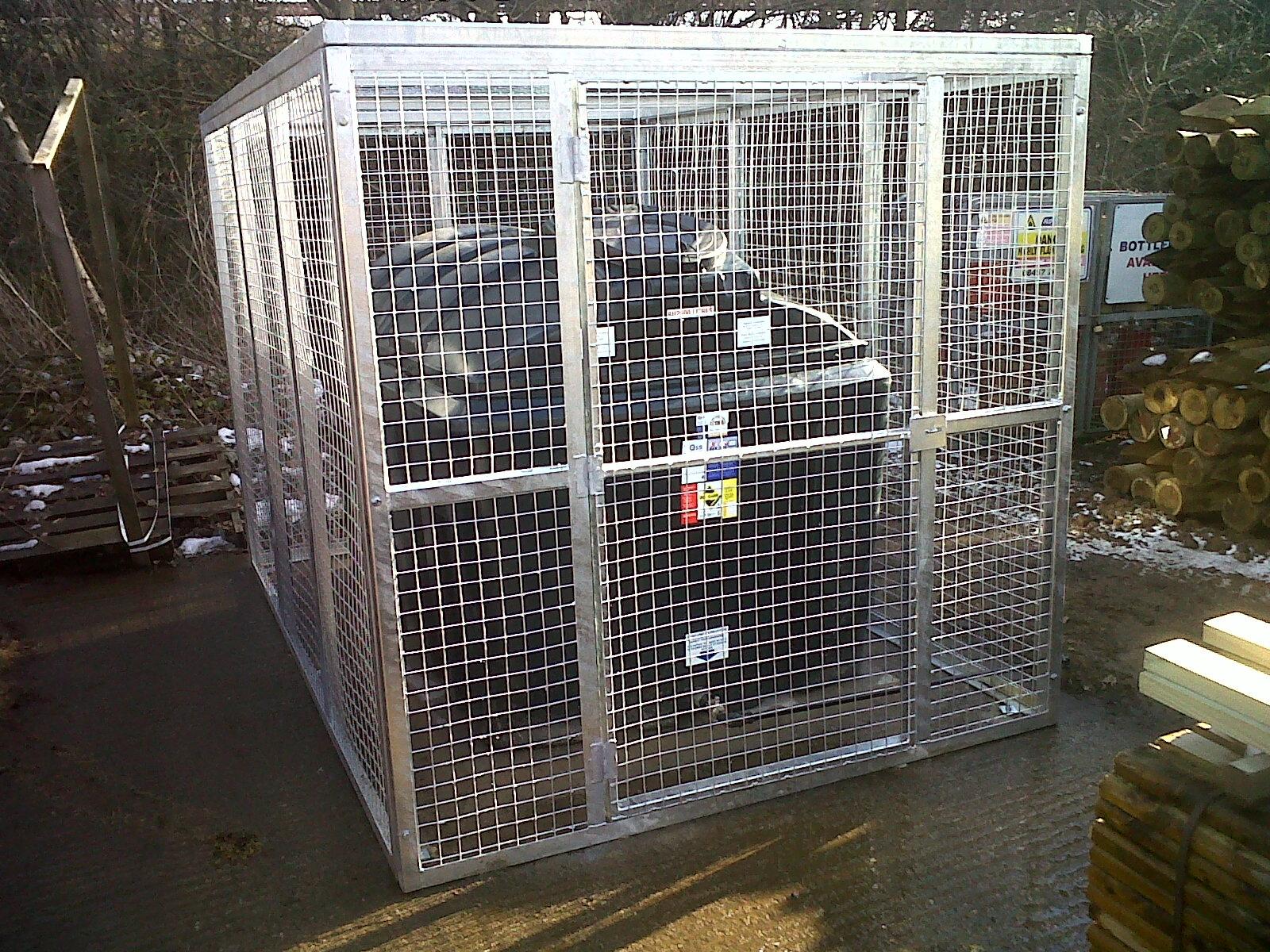 Mr cage